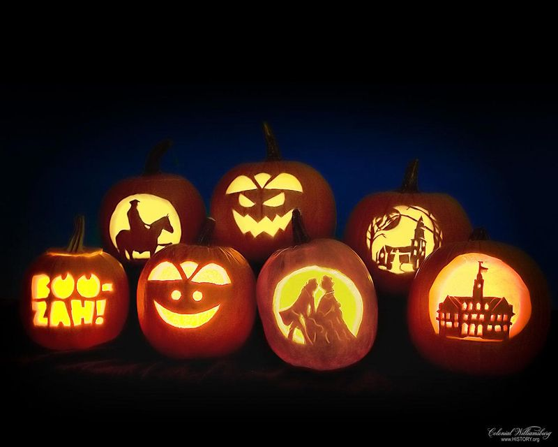 Williamsburg pumpkins
