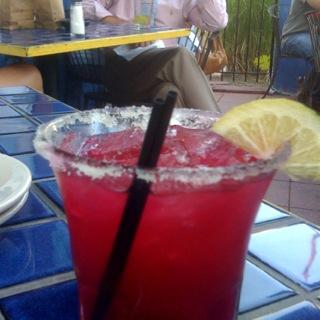 Fresh Cactus  Margarita!