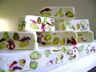 Nougat-de-Montélimar-with-Pistachios-and-Cranberries-1024x768