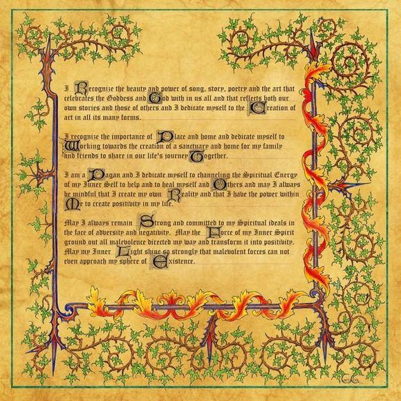 The Pagan Manifesto