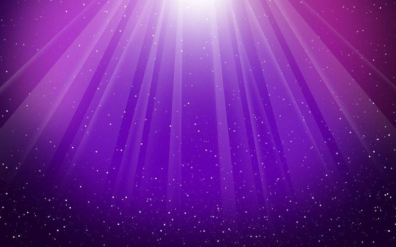 Violet-shine
