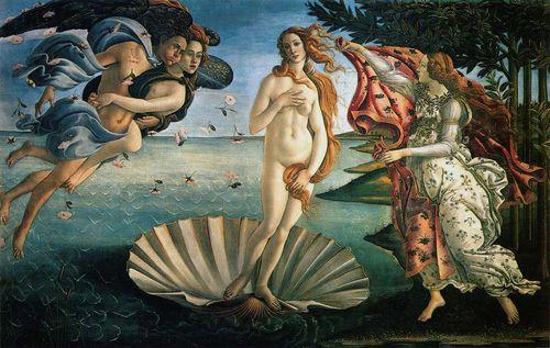 BotticelliBirthVenus