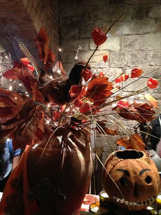 31 Days of Halloween: Scenes from Castelo de Amarosa Vineyards