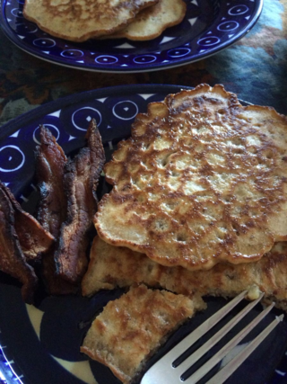 Kitchen Alchemy- The only gluten free pancake recipe that you'll ever need!
