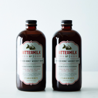 890ee752-a0f6-11e5-a190-0ef7535729df--2014-0804_bittermilk_cocktail-syrups_smoked-honey-whiskey-sour_2pack-003