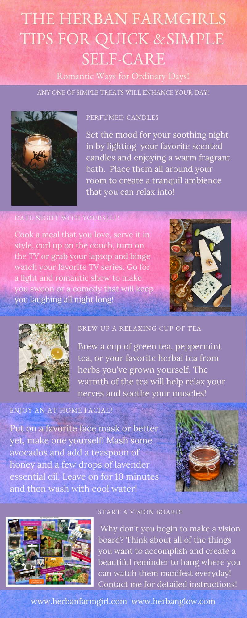 The Herban Farmgirls Guide to Self-Care (2)