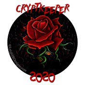 Cryptkeeper 2020 badge 3 LeighSBDesigns